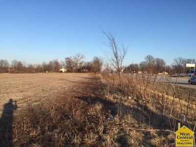 Clinton Commercial For Sale: 5 Acres NW Hwy 7