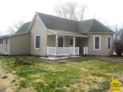 Appleton City MO Single Family Home Sold: $49,500