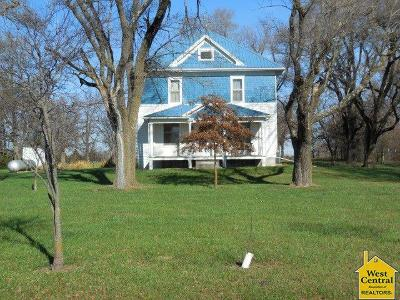 Benton County Single Family Home For Sale: 12660 Hwy U