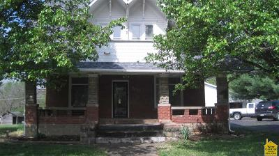 Urich Single Family Home Sale Pending/Backups: 509 N Main