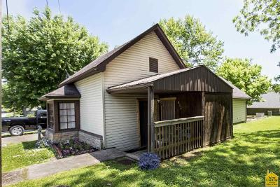 Warsaw Single Family Home For Sale: 612 Seminary St