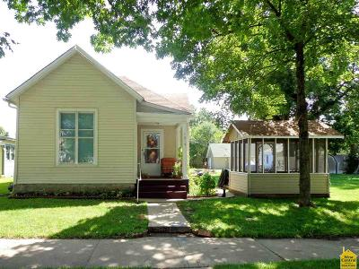 Sedalia Single Family Home For Sale: 1015 S Massachusetts