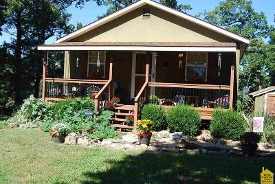 Benton County, Henry County, Hickory County, Saint Clair County Single Family Home For Sale: 12485 Crestview Dr