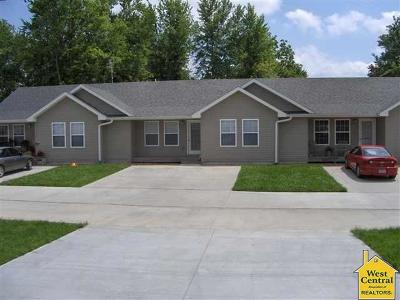 Sedalia Multi Family Home For Sale: 1463-1465 Airpark Rd