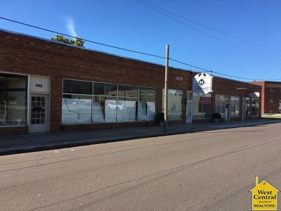 Clinton Commercial For Sale: 303 S Main