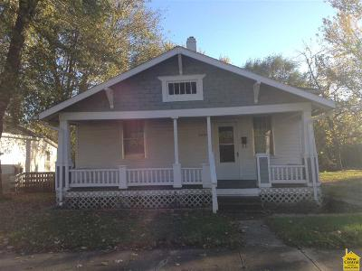 Sedalia MO Single Family Home Sold: $25,000
