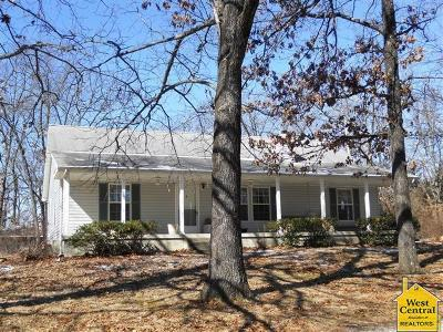 Osceola Single Family Home For Sale: 12315 NE 1271 Rd