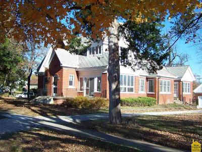 Warsaw Single Family Home Sale Pending/Backups: 416 W Jefferson St