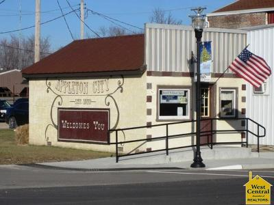Appleton City MO Commercial Sold: $15,000