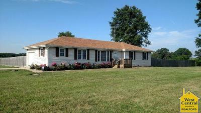 Montrose MO Single Family Home Sold: $109,500