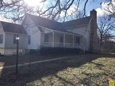 Benton County Single Family Home For Sale: 27662 Woodhaven Rd
