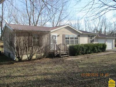 Manufactured Home Sold: Rr1 Box 1728