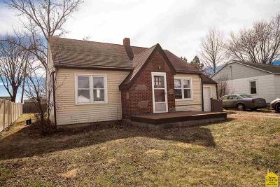 Lincoln Single Family Home For Sale: 414 E Main St
