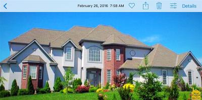 Warrensburg Single Family Home For Sale: 1502 Nottingham Dr