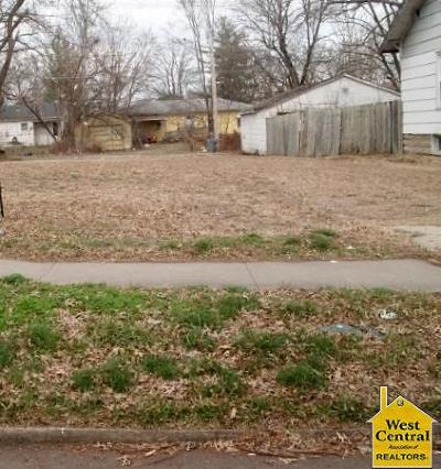 Sedalia MO Residential Lots & Land For Sale: $4,000