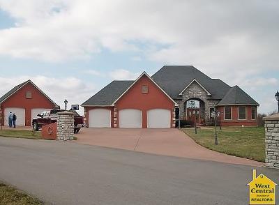 Sedalia Single Family Home For Sale: 3210 Sweet William Ln
