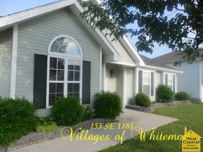 Knob Noster Single Family Home For Sale: 153 SE 1181