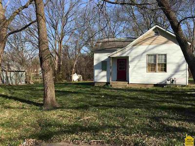 Clinton Single Family Home For Sale: 209 W Tebo