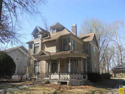Henry County Single Family Home For Sale: 515 S 2nd St