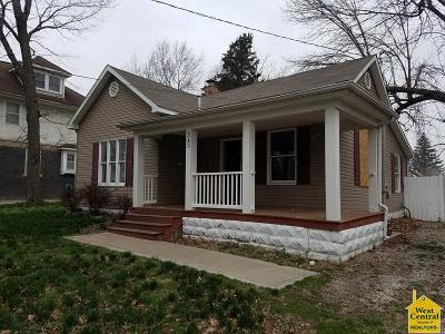 Single Family Home Sold: 343 E Market