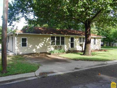 Sedalia Single Family Home For Sale: 1721 S Collins