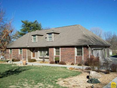 Sedalia Single Family Home For Sale: 1625 Hickory Ln