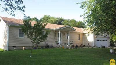 Appleton City Single Family Home For Sale: 403 W Sunset St