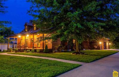 Sedalia Single Family Home For Sale: 1540 Fairway Dr