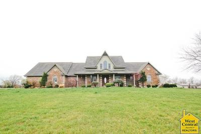 Warrensburg Single Family Home For Sale: 62 SW Bb Highway