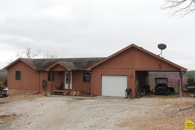 Lincoln Single Family Home Sale Pending/Backups: 29296 Ozark Vista Rd