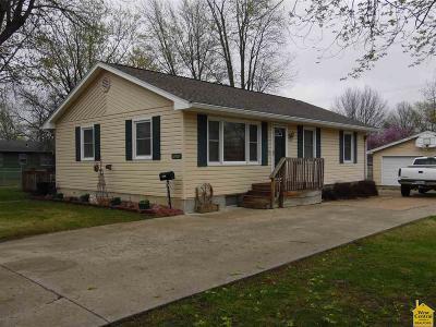 Sedalia Single Family Home For Sale: 2221 W 2nd St
