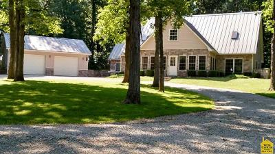 Otterville Single Family Home For Sale: 1282 Hwy Bb