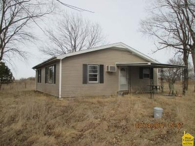 Single Family Home Sold: 740 N Hwy 13