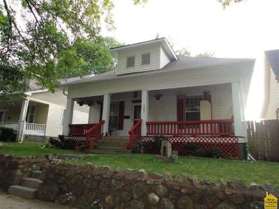 Sedalia MO Single Family Home Sale Pending/Backups: $69,800