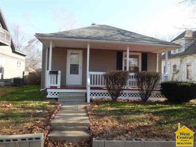 Sedalia Single Family Home For Sale: 1317 S Carr