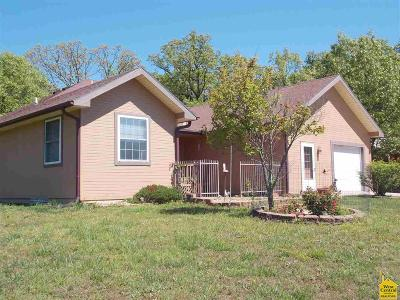 Benton County, Henry County, Hickory County, Saint Clair County Single Family Home For Sale: 27227 Racket Ave.