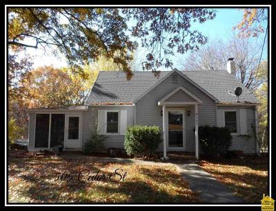 Osceola Single Family Home For Sale: 505 Cedar St