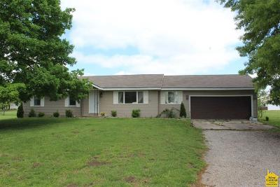 Clinton Single Family Home Sale Pending/Backups: 217 NW 180 Rd