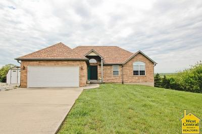 Warsaw Single Family Home For Sale: 19594 Cedar Gate Dr.