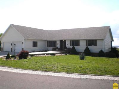 Warsaw Single Family Home Sale Pending/Backups: 19548 Cedar Gate