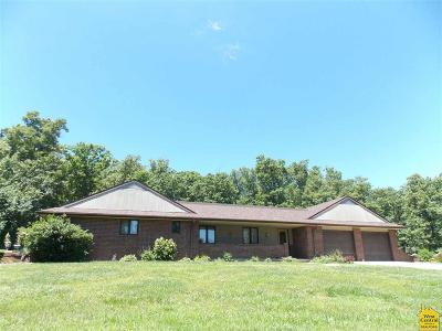Benton County Single Family Home For Sale: 37015 Hwy 83