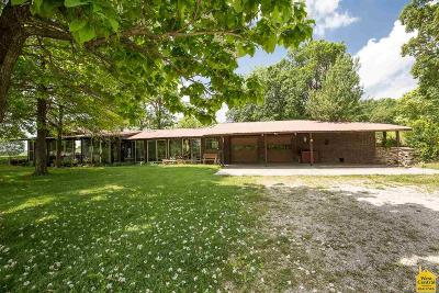 Benton County, Henry County, Hickory County, Saint Clair County Single Family Home For Sale: 20036 Hwy Cc