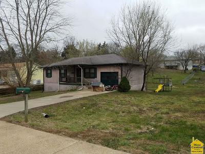 Benton County Single Family Home Sale Pending/Backups: 1109 Quail Run