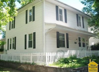 Sedalia MO Multi Family Home For Sale: $95,000