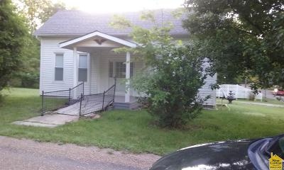 Otterville Single Family Home Sale Pending/Backups: 300 N Vine