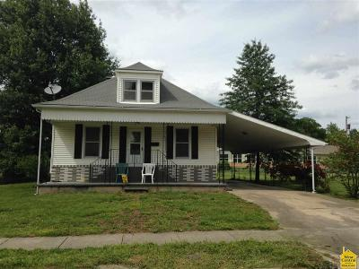 Cole Camp MO Single Family Home For Sale: $58,500