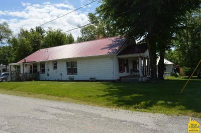 Knob Noster Single Family Home For Sale: 300 S State