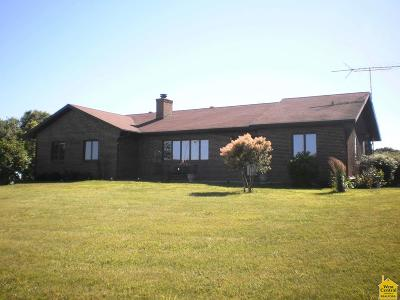 Benton County Single Family Home Sale Pending/Backups: 33485 Pp Hwy