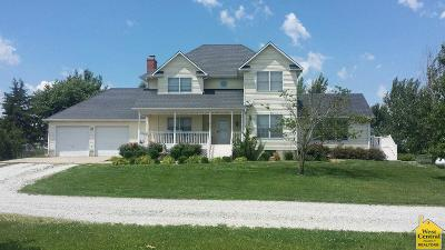 Clinton Single Family Home For Sale: 895 SE Hwy 7
