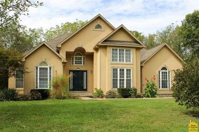 Single Family Home Sale Pending/Backups: 1910 Timber Ridge Dr.